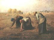 Jean-Franc Millet The Gleaners oil painting picture wholesale